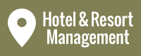 Hotel & Resort Management